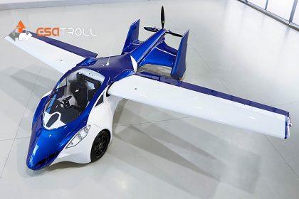 Auto volante   Esatroll Sa