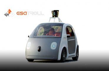 Google Car | Esatroll Sa - AGV - LGV - Automazione industriale